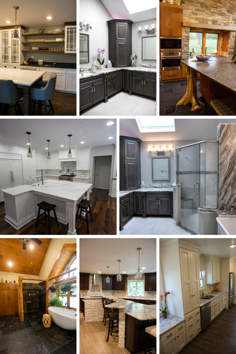 Houzz Award Projects