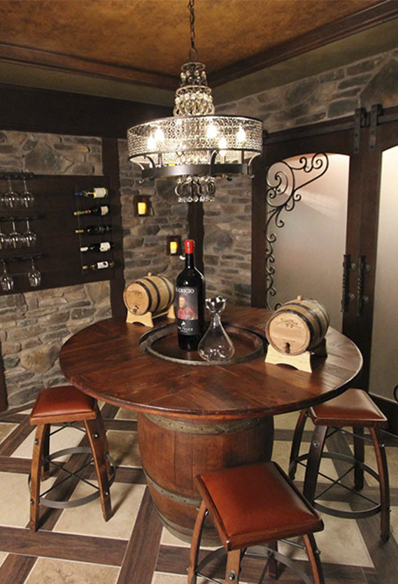 Bar Wine Rooms