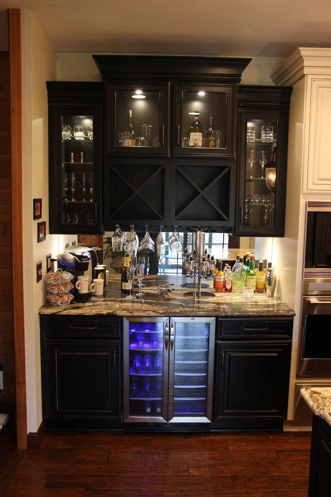 Wet Bar Wine Storage & Wet Bar Wine Storage - Architectural Justice