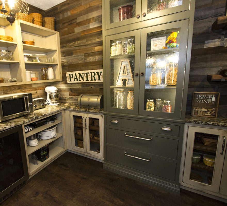 farmhouse pantry - architectural justice
