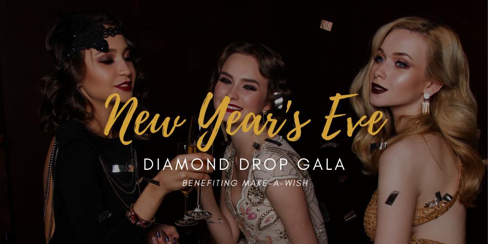 New Year's Eve Diamond Drop