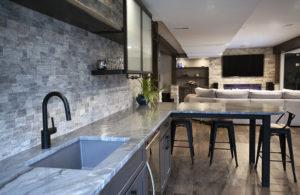 Basement Remodel - Architectural Justice