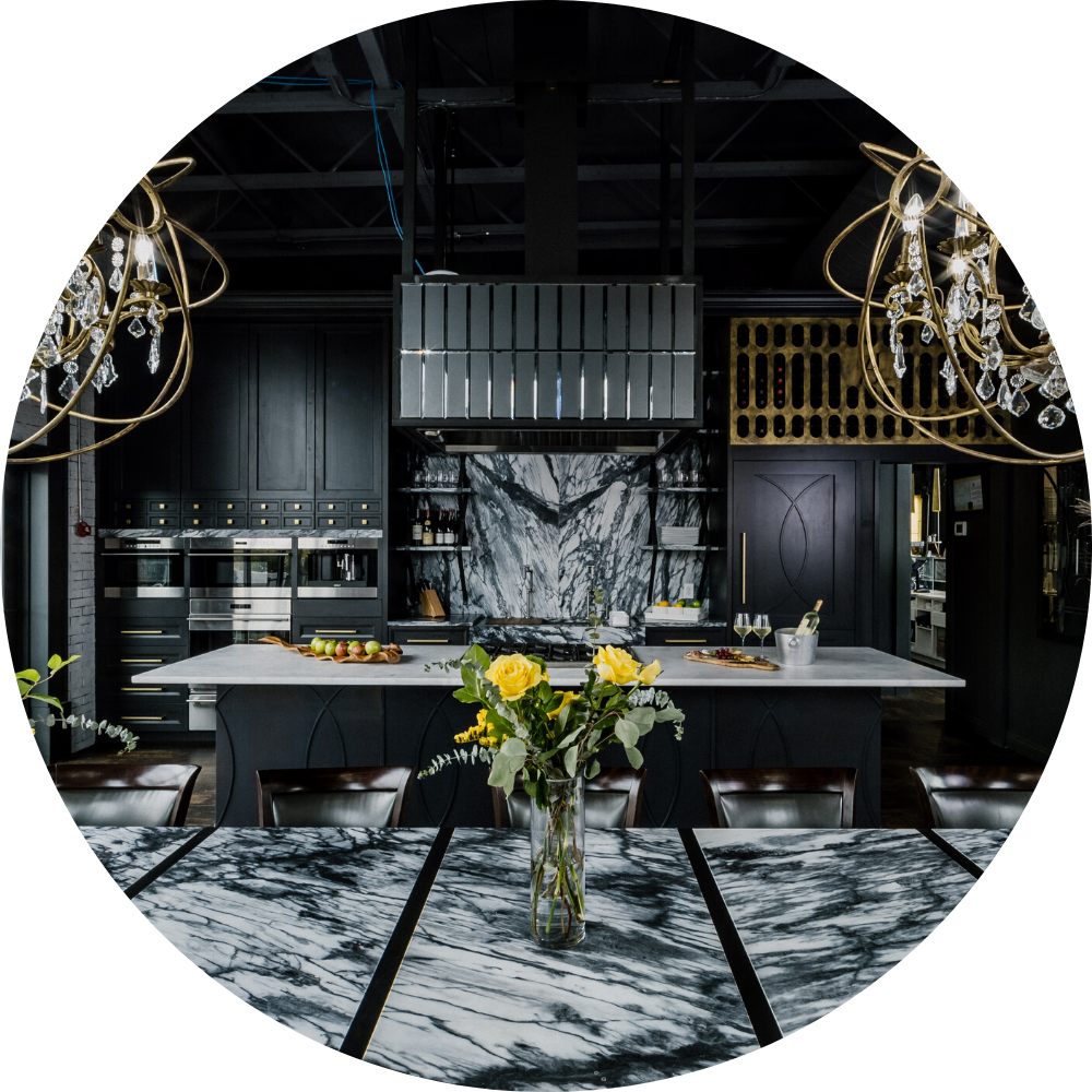 Private Dining Room Rental - Architectural Justice