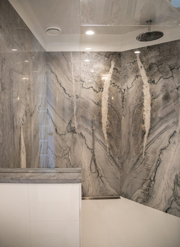 Shower by Architectural Justice