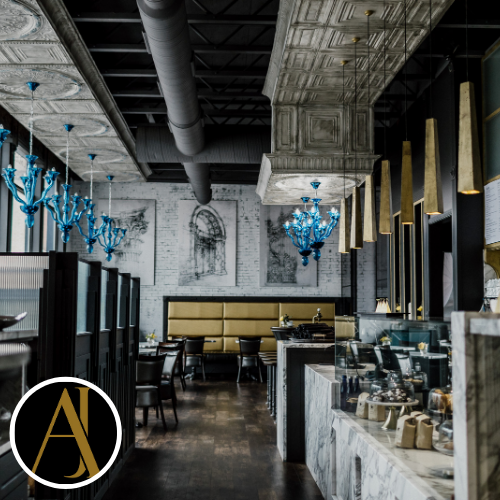 Architectural Justice Gallery & Café