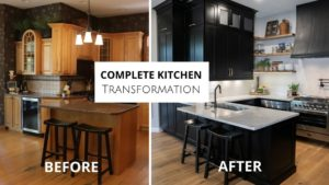 Complete Kitchen Transformation