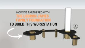 Innovative Workspace for the LeBron James Family Foundation